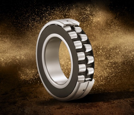 ISO SPHERICAL ROLLER BEARING WITH SHIELDS – Armoured to face the dirt